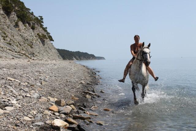 IМаршрут с купанием в море
