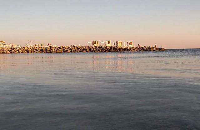 Пляж в открытом море 15 сентября 2020 года 2