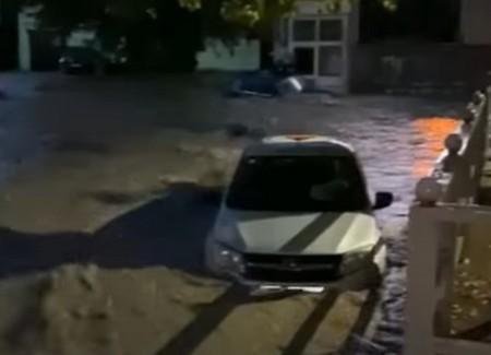 Затопило Сочи