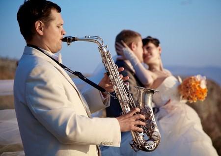 Саксофонист живая музыка